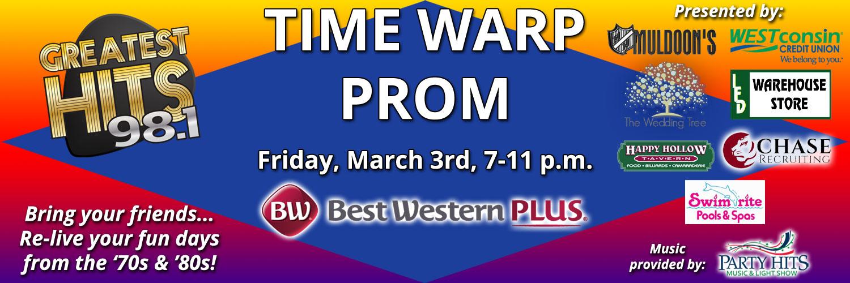 Time Warp Prom
