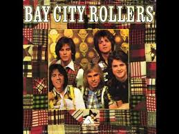 bay city rollers album cover